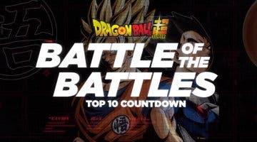 Imagen de Dragon Ball Super escogerá sus 10 mejores batallas en el evento 'Battle of the Battles'