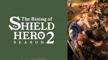 Imagen de The Rising of the Shield Hero concreta el estreno de su temporada 2