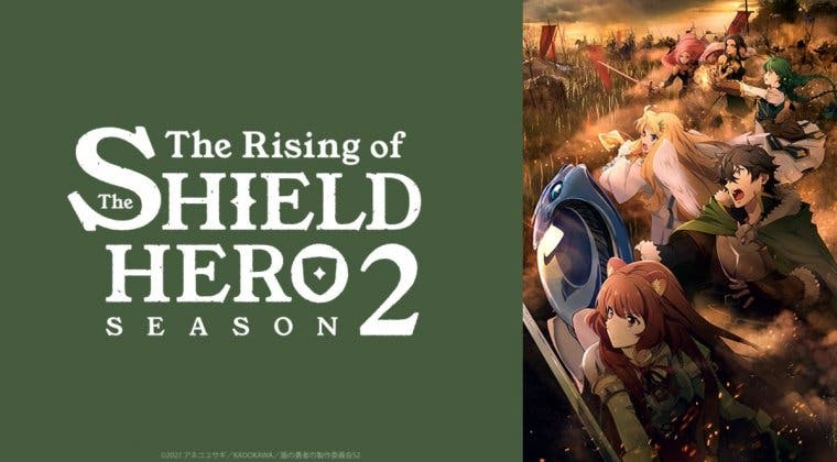 Imagen de The Rising of the Shield Hero concreta el estreno de su temporada 2