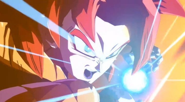 Imagen de Dragon Ball FighterZ: Gogeta SS4 recibe fecha, gameplay y un increíble final dramático con Gogeta Blue