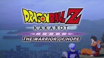 Imagen de Dragon Ball Z: Kakarot anuncia el DLC 'Trunks: El Guerrero de la Esperanza'