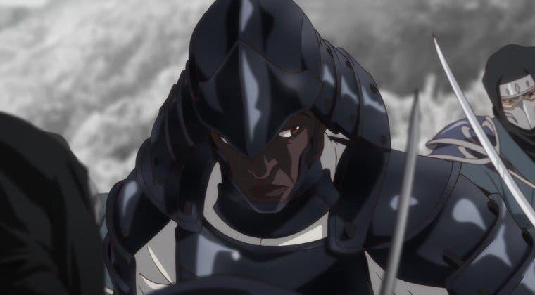 Imagen de Yasuke, el nuevo anime de MAPPA en Netflix, fecha su estreno