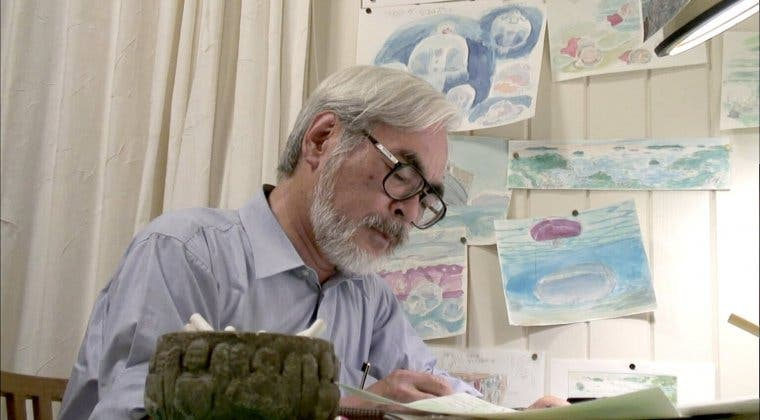 Imagen de How Do you Live?, la nueva película de Hayao Miyazaki (Studio Ghibli), revela su duración completa