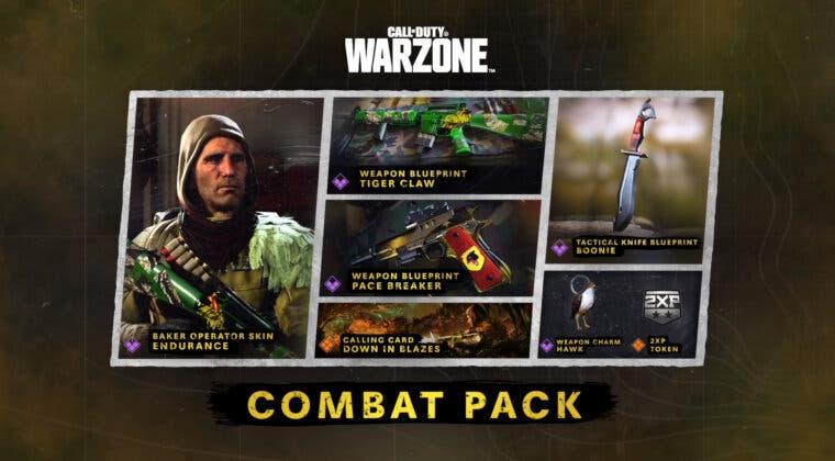 Imagen de COD: Black Ops Cold War y Warzone - Consigue gratis el Paquete de Combate (Aguante) con PS Plus