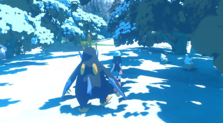 Imagen de Reimaginan el tráiler de Pokémon Diamante Brillante y Perla Reluciente con gráficos renovados