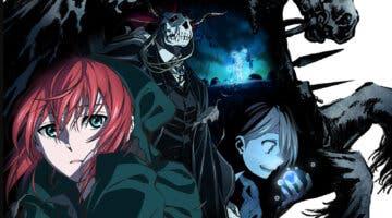 Imagen de The Ancient Magus' Bride anuncia nuevo anime dividido en tres partes