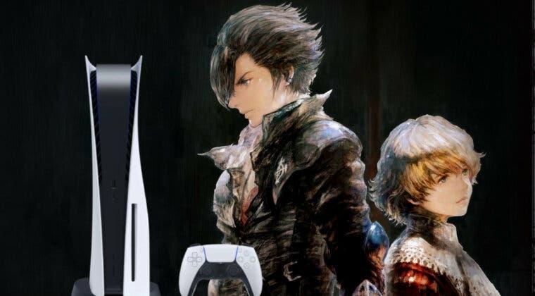 Imagen de Final Fantasy XVI será exclusivo temporal de PS5, según un anuncio de PlayStation