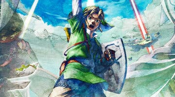 Imagen de The Legend of Zelda: Skyward Sword HD muestra sus mejoras técnicas y jugables en vídeo