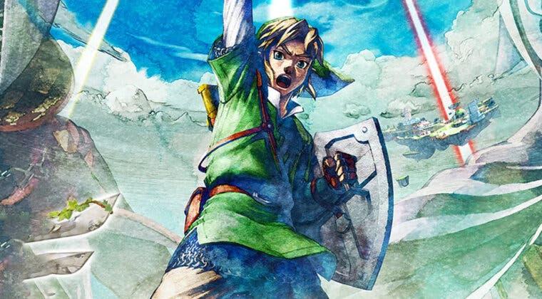 Imagen de The Legend of Zelda: Skyward Sword HD tiene mejor control por movimiento que el original