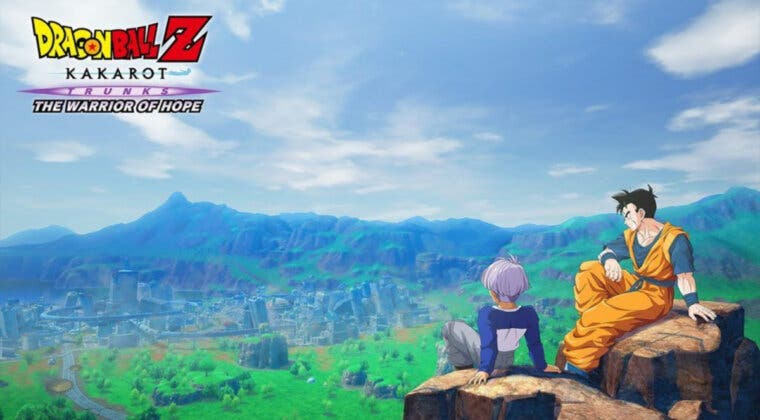 Imagen de Dragon Ball Z: Kakarot permitirá controlar a Gohan y Trunks del futuro en su nuevo DLC