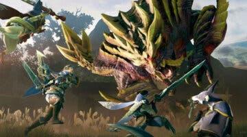 Imagen de Análisis Monster Hunter Rise