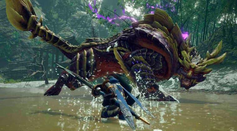 Imagen de Monster Hunter Rise ya arrasa en ventas en múltiples países