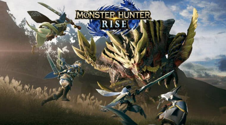 Imagen de La primera actualización gratuita llega a Monster Hunter Rise hoy mismo; descubre todo lo que incluye