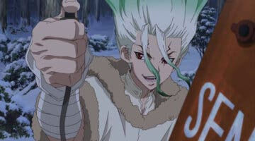 Imagen de Dr. Stone tendrá temporada 3 de anime, acorde a un insider