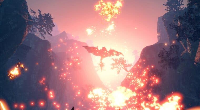 Imagen de La actualización 2.0 de Monster Hunter Rise incorporará a un nuevo gran monstruo a su elenco