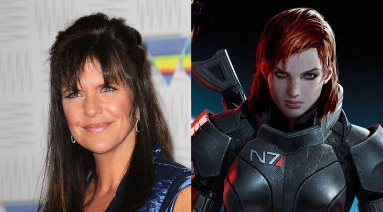 Imagen de Jennifer Hale (Mass Effect) lleva dos años trabajando en un juego de 'gran volumen'