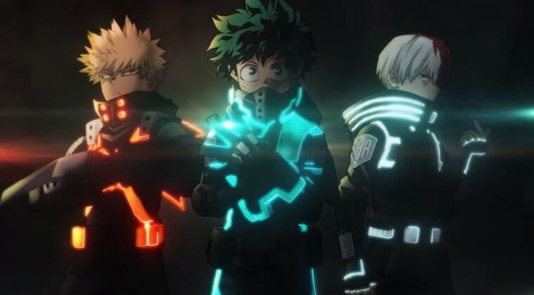 Imagen de My Hero Academia: World Heroes Mission revela su primer tráiler oficial