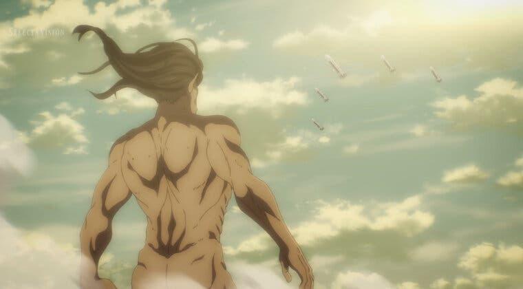 Imagen de Shingeki no Kyojin (Ataque a los Titanes) 4x16: El gran 'cliffhanger'