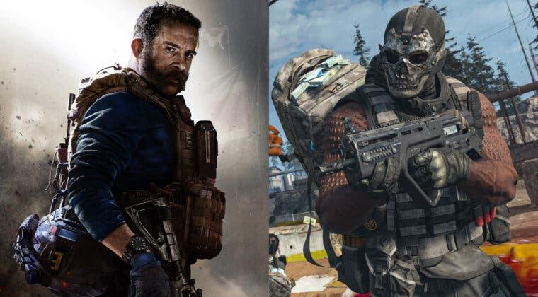 Imagen de Así se ha reducido el tamaño total de COD: Warzone y Modern Warfare con la última actualización
