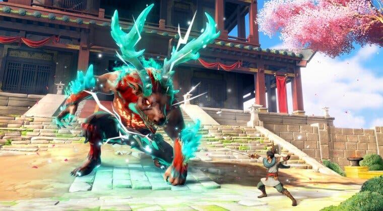 Imagen de Anunciada la fecha de salida de 'Mitos del Reino del Este', el segundo DLC de Immortals Fenyx Rising