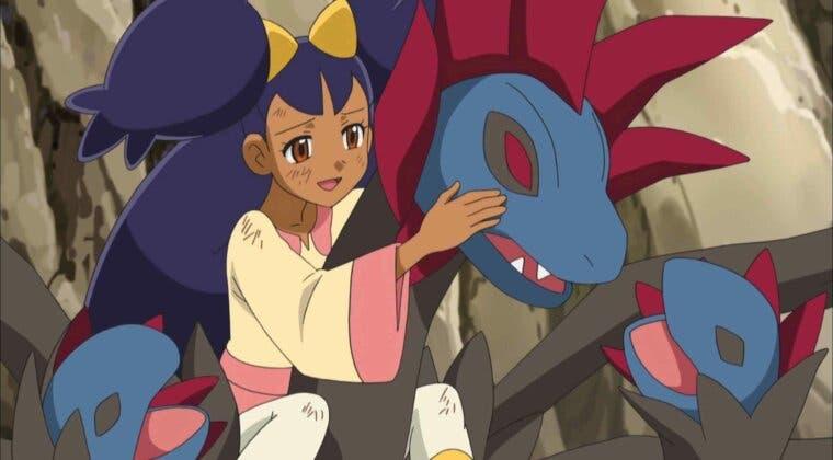 Imagen de Iris (Campeona) y Hydreigon ya han llegado a Pokémon Masters EX