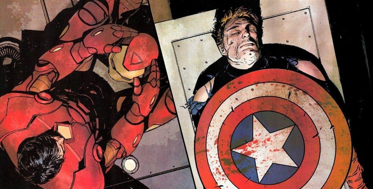 iron man capitan america