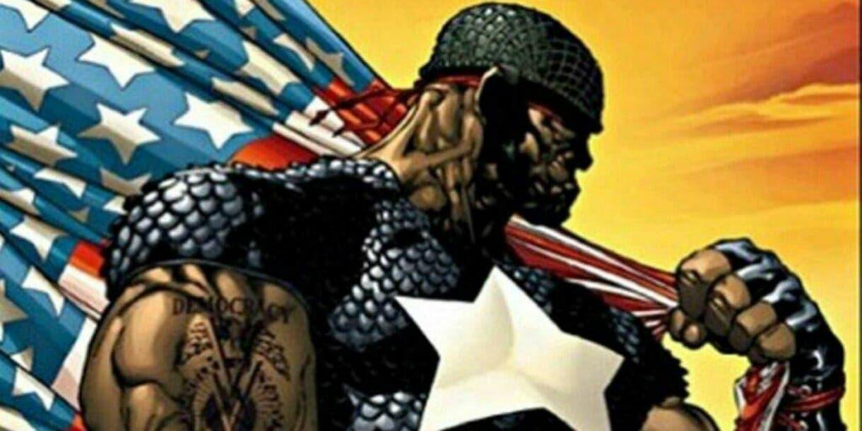 isaiah bradley black captain america