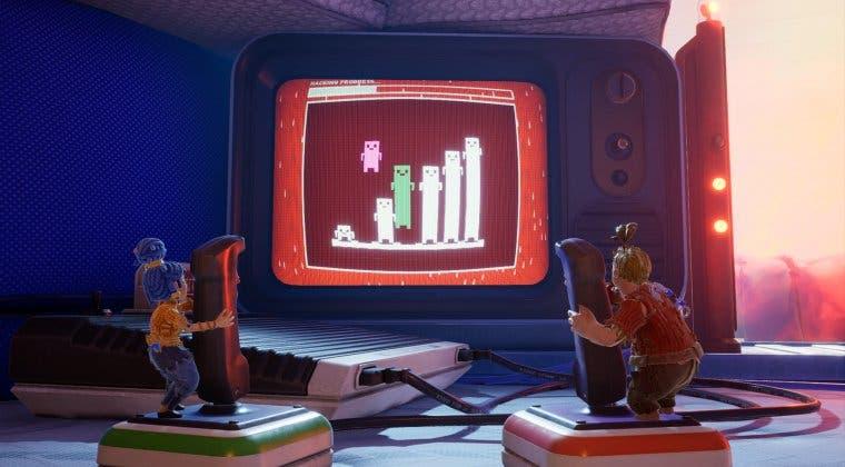 Imagen de It Takes Two presenta su acción cooperativa en un nuevo tráiler