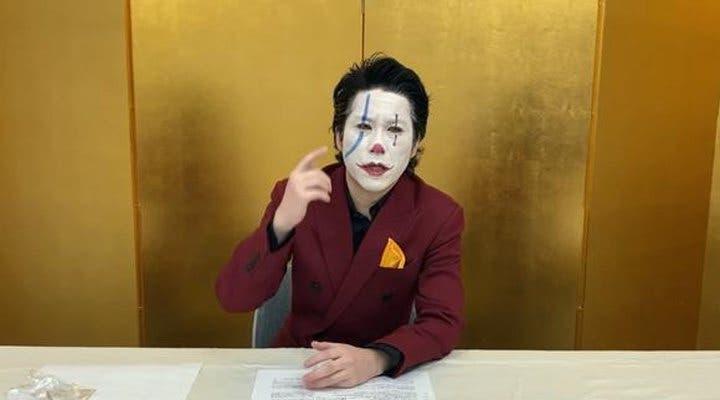 joker joaquin phoenix japon