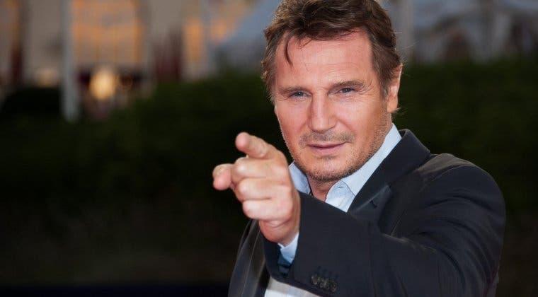 Imagen de La película de acción de Liam Neeson que causa sensación en la taquilla estadounidense