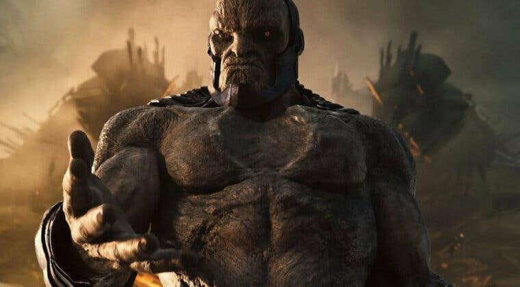 Imagen de Liga de la Justicia: Zack Snyder intenta explicar un agujero de guión relacionado con Darkseid