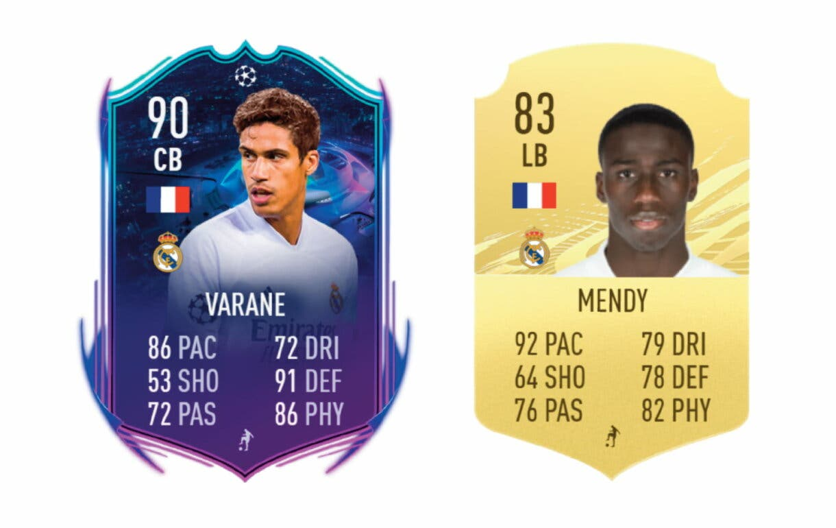 FIFA 21 Ultimate Team Benzema Headliners links perfectos review