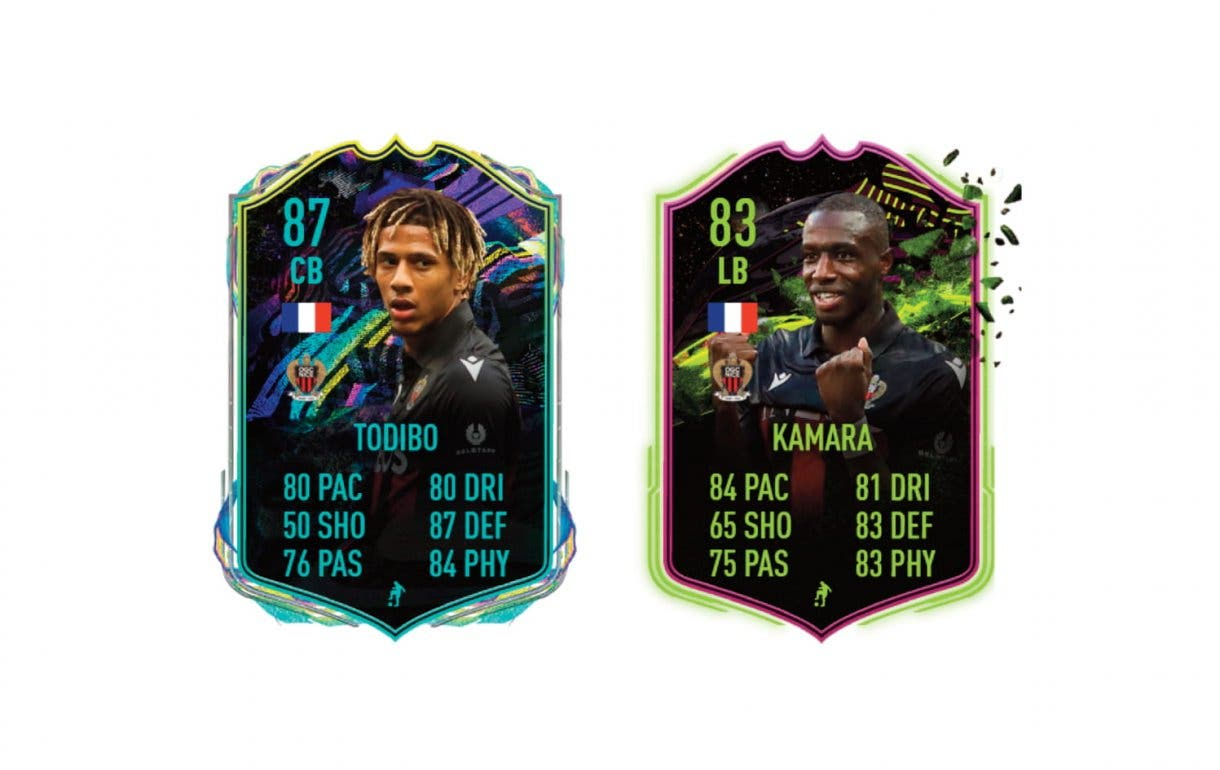 Lees-Melou What If. FIFA 21 Ultimate Team links perfectos