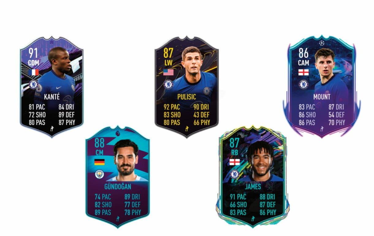 Rüdiger Showdown FIFA 21 Ultimate Team links verdes