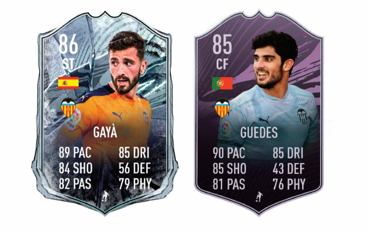 FIFA 21 Ultimate Team Wass What If links verdes