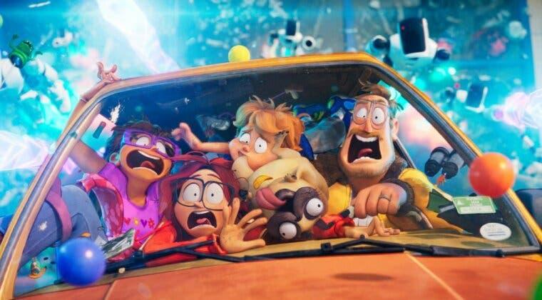 Imagen de Los Mitchell contra Las Máquinas: Netflix estrena el divertido tráiler de su próxima película