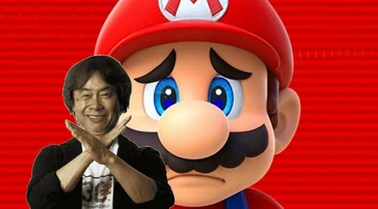 Imagen de Atacan a una cadena japonesa por 'faltarle al respeto' al creador de Mario