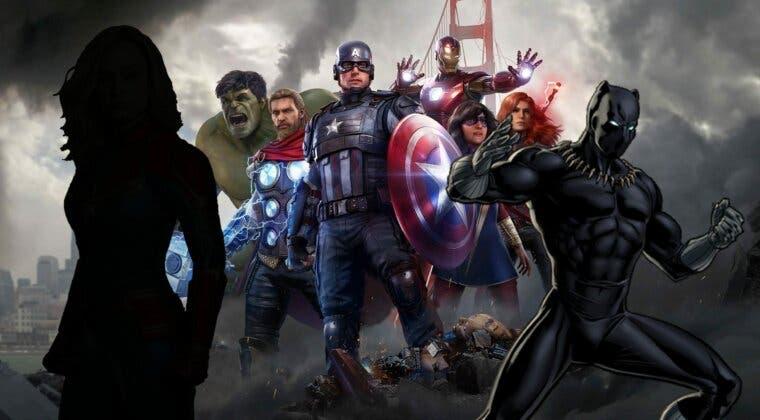Imagen de Black Panther, nuevos villanos y más; Marvel's Avengers desvela actualizaciones y expansiones futuras