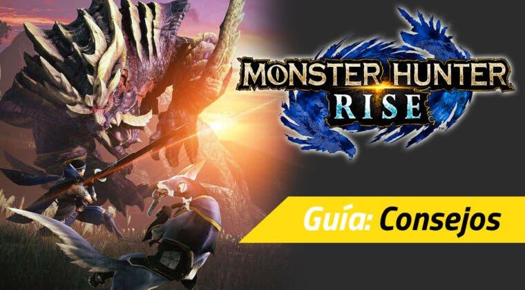 Imagen de Guía Monster Hunter Rise - Trucos y consejos a tener en cuenta