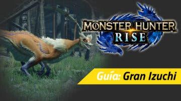 Imagen de Guía Monster Hunter Rise - Cómo cazar al Gran Izuchi: debilidades, movimientos y más