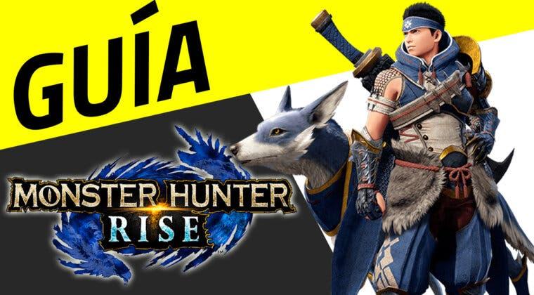 Imagen de Guía completa de Monster Hunter Rise - Consejos, monstruos, equipamiento y más