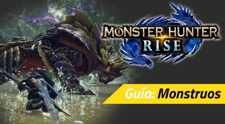Imagen de Guía Monster Hunter Rise - Todos los monstruos grandes y cómo derrotarlos