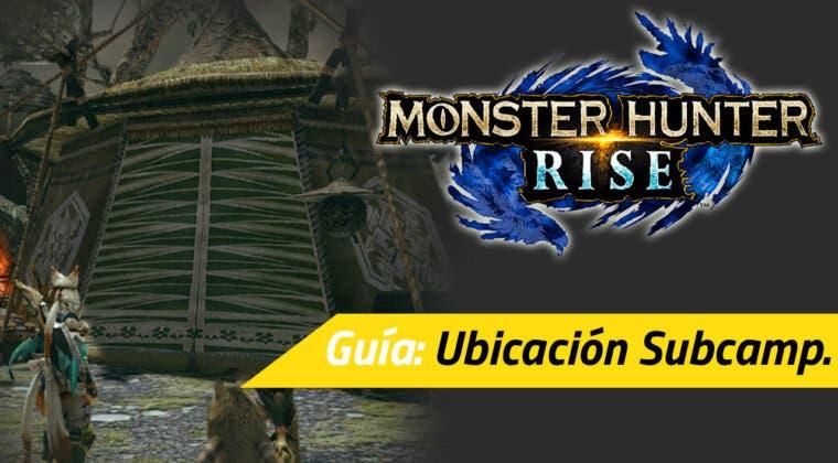 Imagen de Guía Monster Hunter Rise - Ubicación de todos los subcampamentos