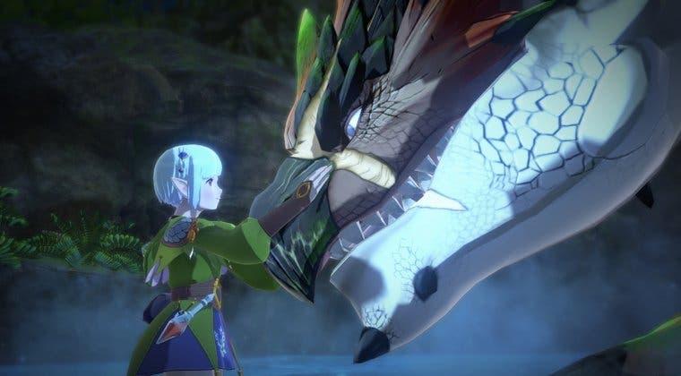 Imagen de Monster Hunter Stories 2: Wings of Ruin presenta un nuevo tráiler centrado en su historia