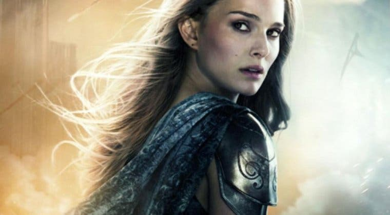 Imagen de Thor: Love and Thunder - Natalie Portman levita en estas nuevas imágenes del rodaje