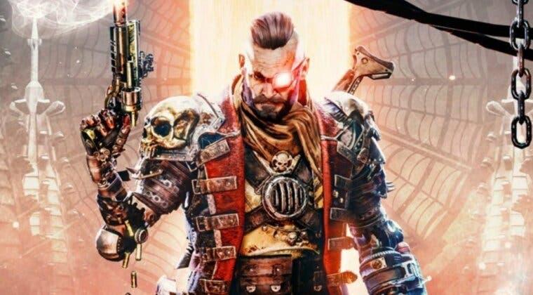 Imagen de Necromunda: Hired Gun es el nuevo FPS ambientado en el mundo de Warhammer 40.000