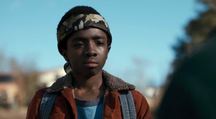Imagen de El impactante cambio físico de Caleb McLaughlin (Stranger Things) de cara a su nueva película