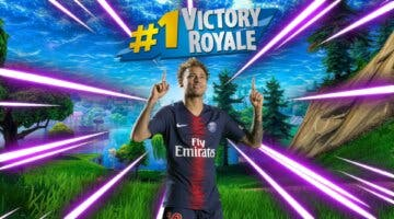Imagen de Fortnite: cómo conseguir la nueva skin de Neymar y completar todos sus desafíos
