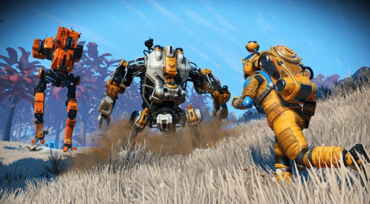 Imagen de No Man's Sky recibe una nueva expansión gratuita con nuevas actividades y muchas novedades