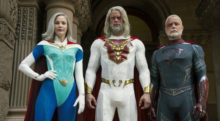 Imagen de Primeras y espectaculares imágenes de Jupiter´s Legacy, la nueva y ambiciosa serie de Netflix